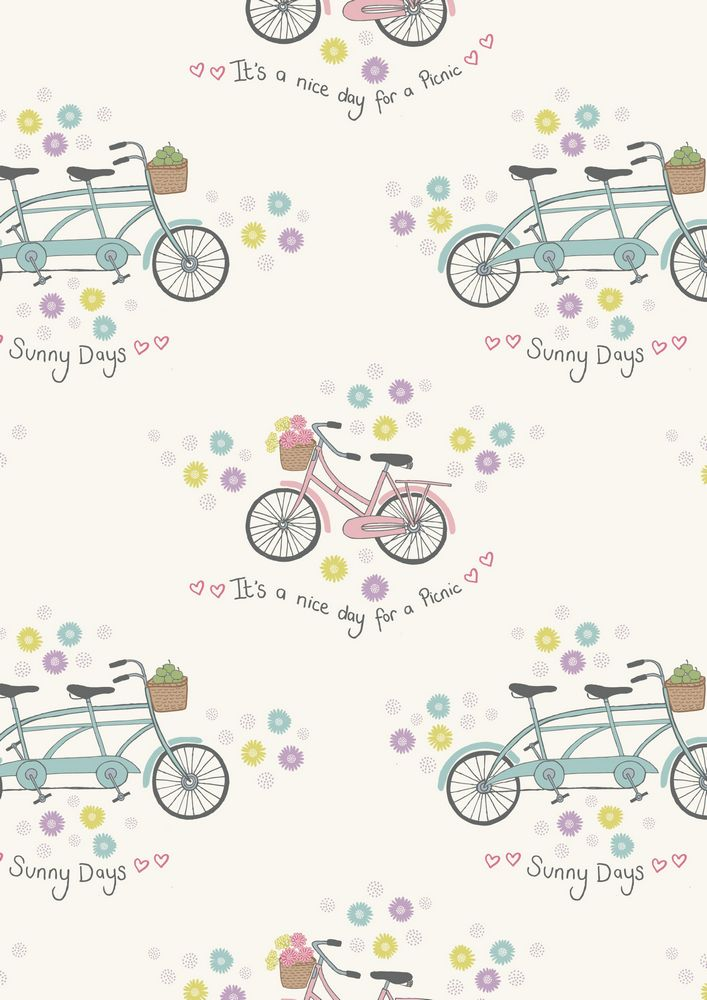 A152.1 - Bicycles on white