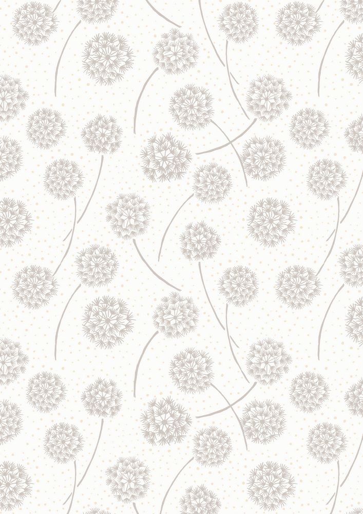 A59.2 - Taupe dandelions