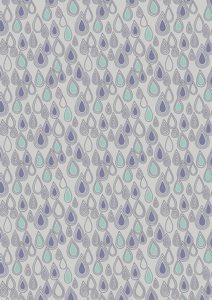 A73.2 - Raindrops on grey