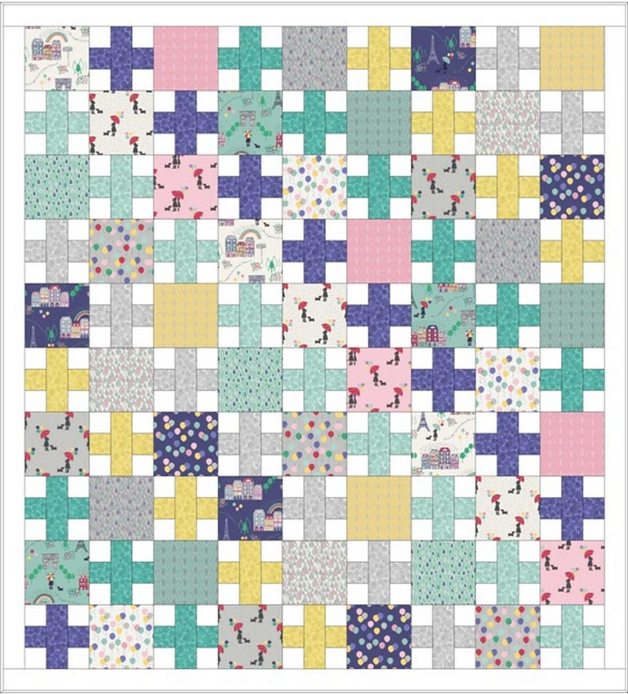 April showers quilt