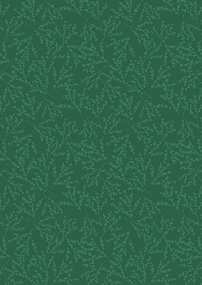 CHR5.2 - Berries on christmas green