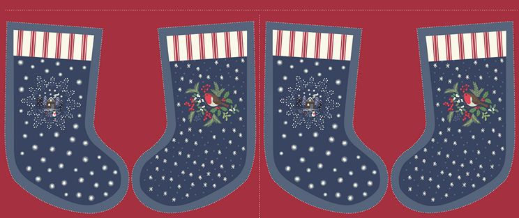 C21.3 - Midnight Countryside Stockings