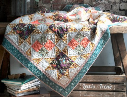 The Hedgerow Quilt