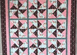 Chieveley Brochure Quilt