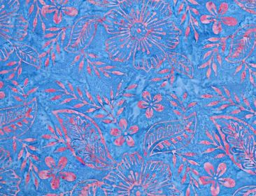 "BT92 - 45"" 100% Cotton Batik"