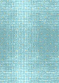 A269.1 - Turquoise little tiles