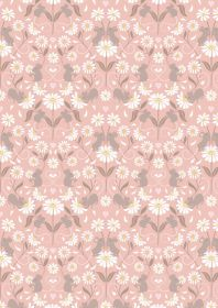 A273.3 - Mirrored mice on pink