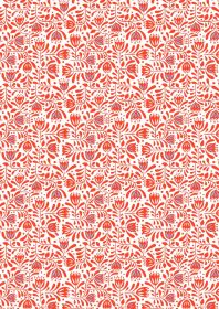 A278.2 - Red Hann's floral