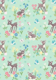 A286.2 - Little deer on mint