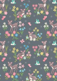 A286.3 - Little deer on grey