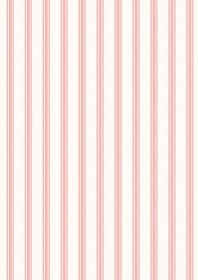 A287.3 - Rose ticking stripe