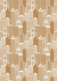 A291.2 City buildings copper