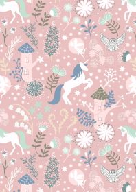 A308.2 Unicorn forest pink
