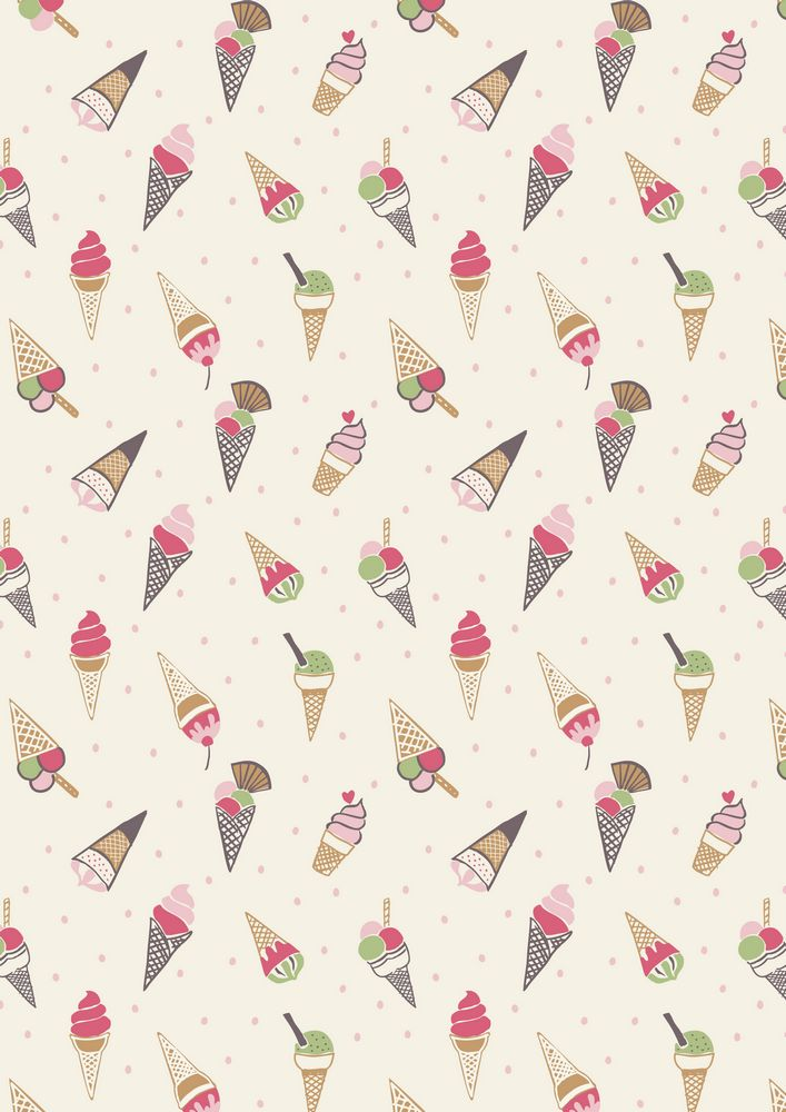 A154.1 - Ice cream cones on white