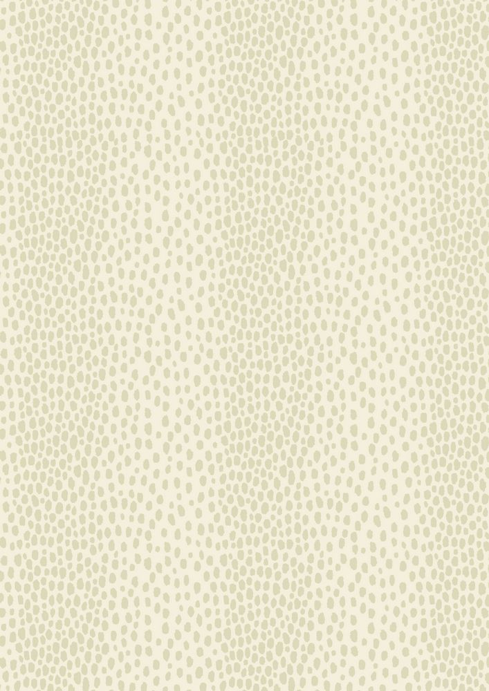 A54.1 - Animal print on cream