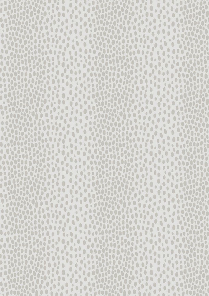 A54.3 - Animal print on light grey
