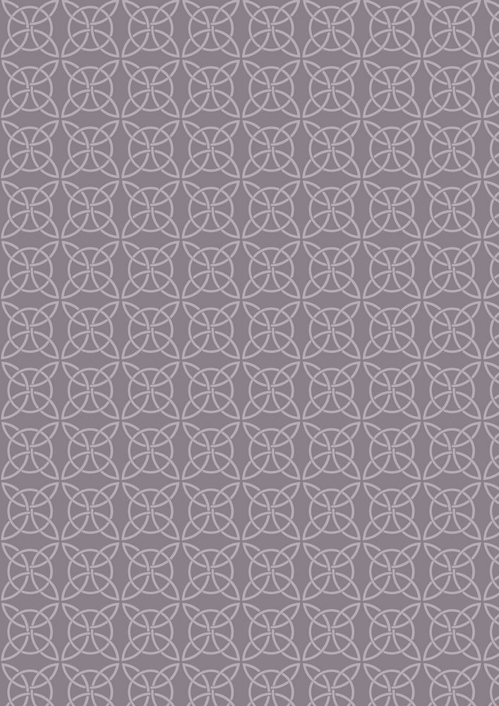 A85.1 - Celtic circles on warm grey