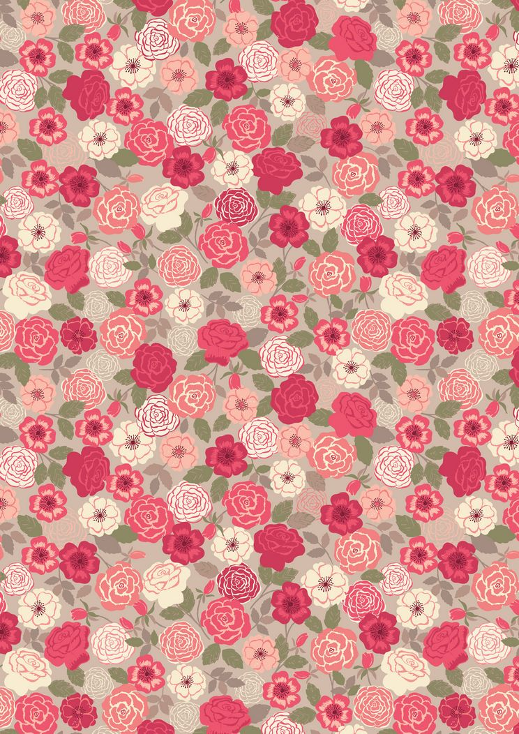 FLO9.4 - Red Wild Rose