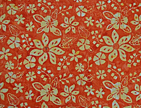 "BT99 - 45"" 100% Cotton Batik"