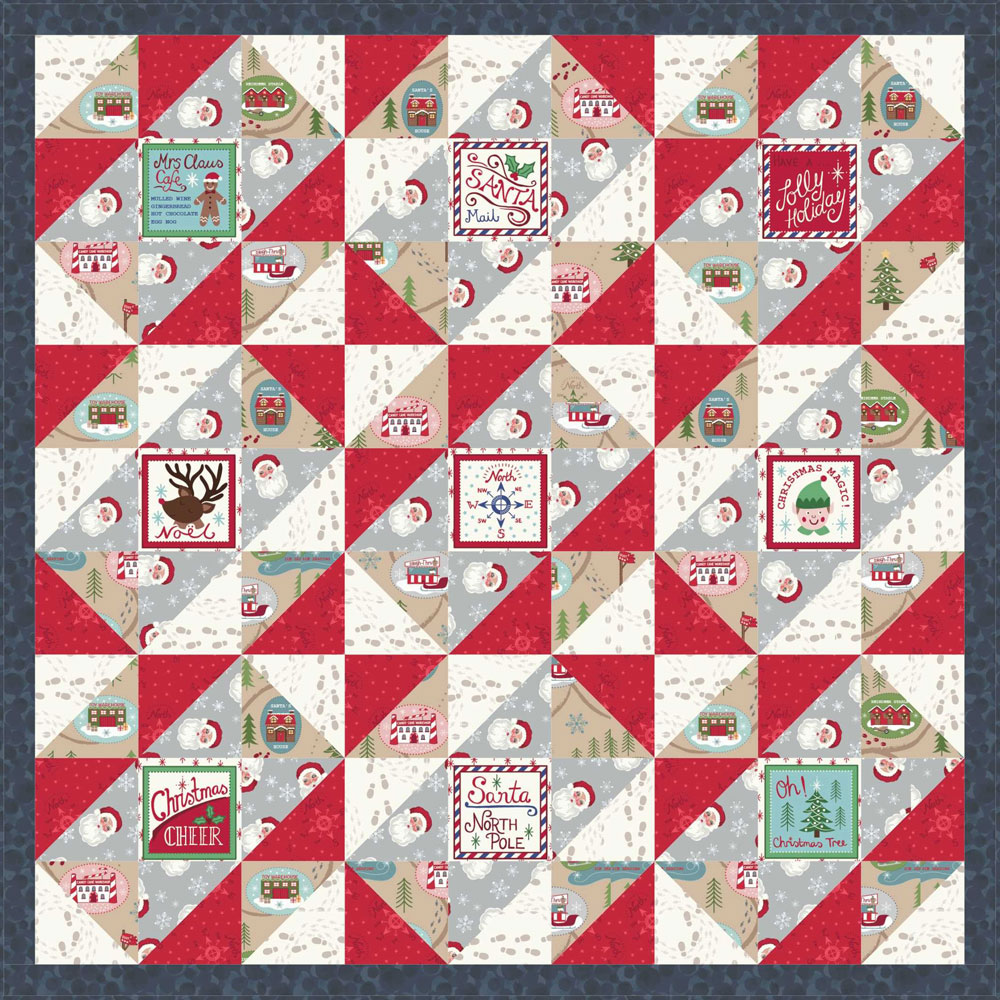 North Pole Quilt