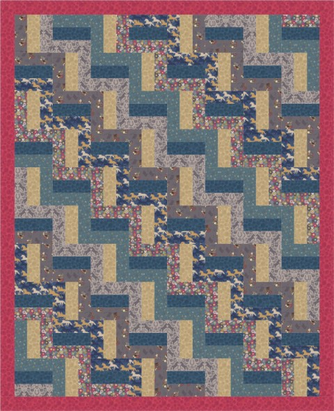 Farley Mount Quilt Design 2