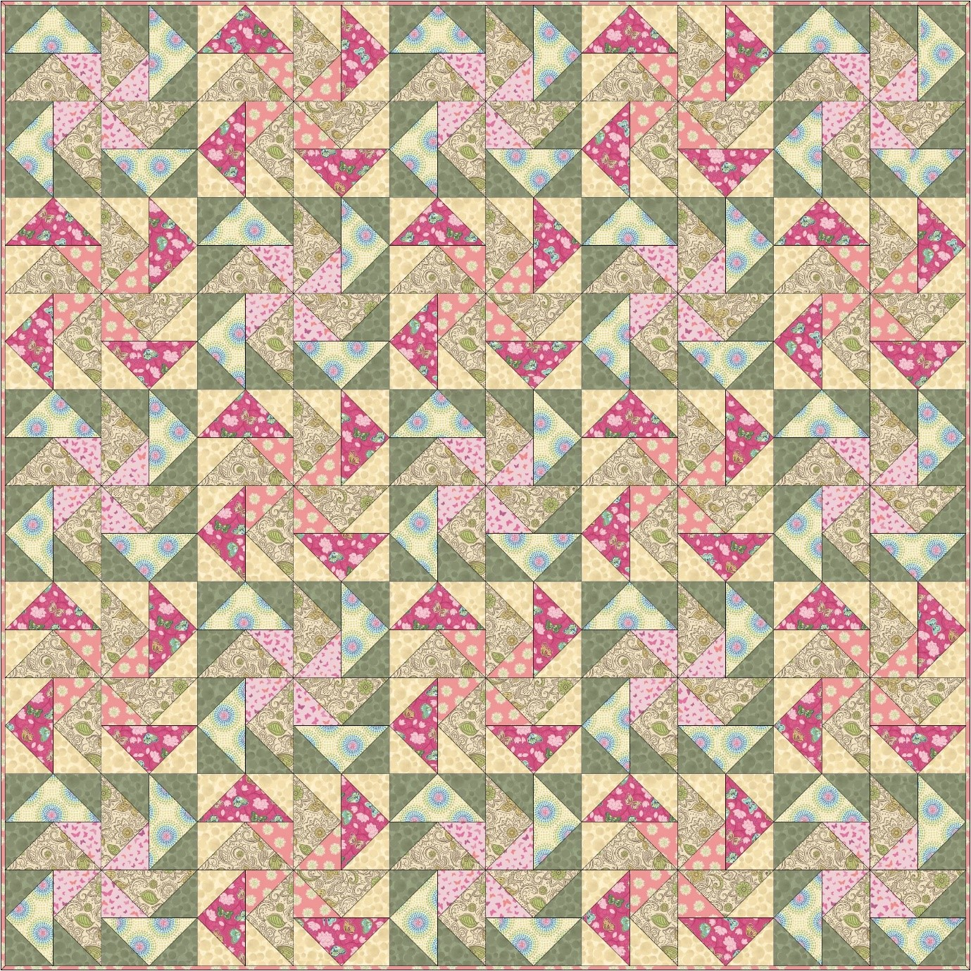 Sew Mindful Quilt