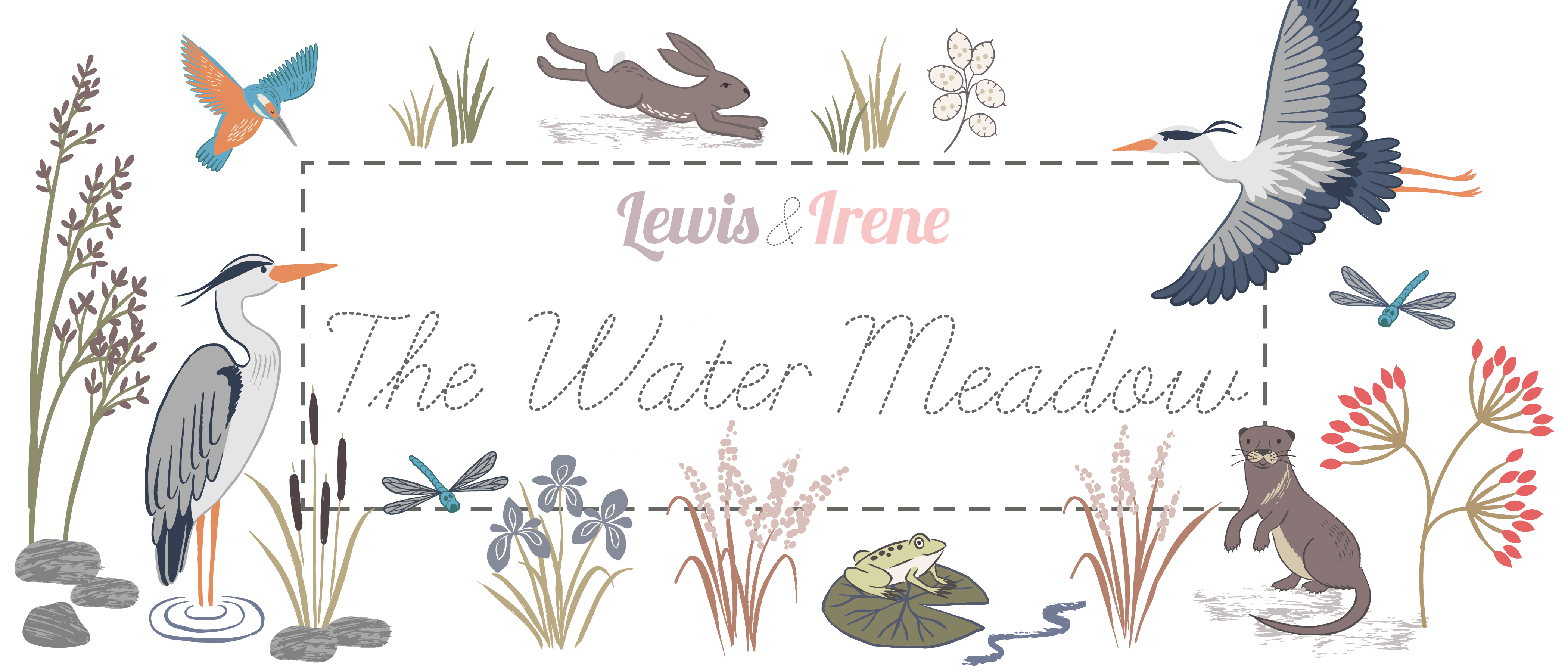 Water Meadow Green /'The Water Meadow/' Lewis /& Irene