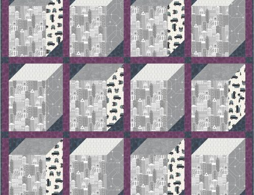 City Nights Quilt